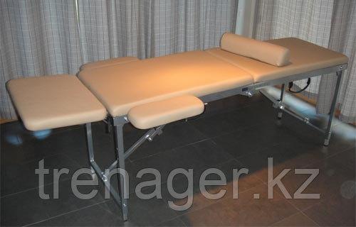 Складной массажный стол OSTEOPAT (51 CM)