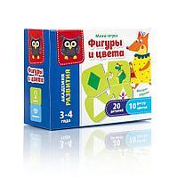 """Мини-игра """"Фигуры и цвета"""" VT5111-04"""