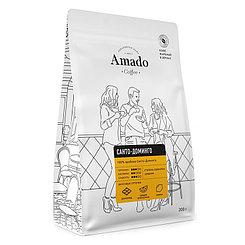 Санто-Доминго Кофе в зернах 200г