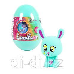 Ночник LUMILUVS Кролик в яйце 3 в ассортименте