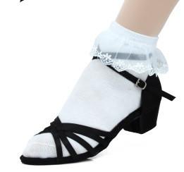 Туфли для бальных танцев ( детские) чёрные. Размер: 32-36 - фото 5
