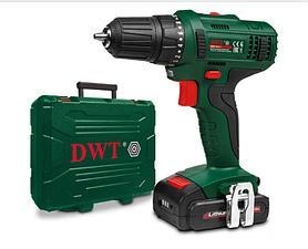 DWT, ABS-14.4 L-2 BMC, Дрель-шуруповерт