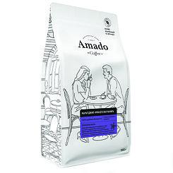 Марагоджип Французская ваниль Кофе в зерных 500г