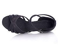Туфли для бальных танцев (взрослые) чёрные. Размер: 35-41 37