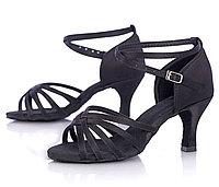 Туфли для бальных танцев (взрослые) чёрные. Размер: 35-41 41
