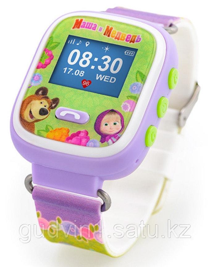 Часы-Телефон AGU с GPS трекером Маша и Медведь