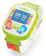 Часы-Телефон AGU с GPS трекером Фиксики