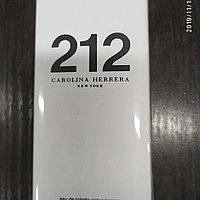 Мини-парфюм 212 Carolina herrera (20мл)