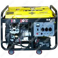 Генератор однофазный бензиновый 9.5кВт 12000GFE