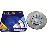 Аутландер XL передний тормозной диск HiQ (Южная Корея) SD1060 4615A075 4615A178