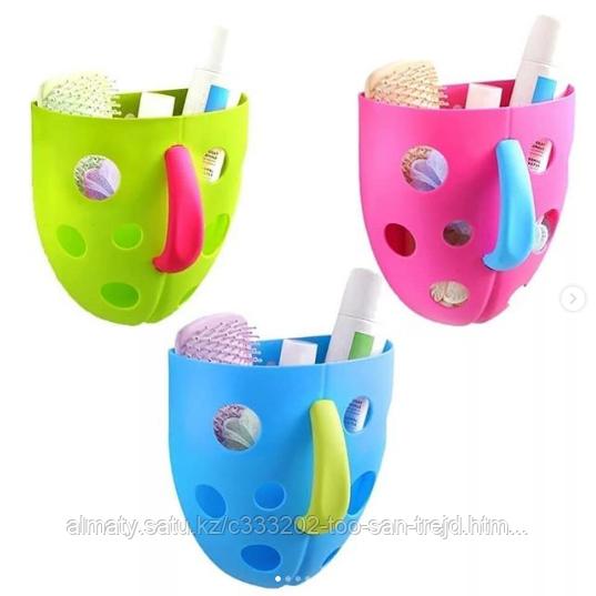 Органайзер для ванной (игрушки,ванные пренадлежности)