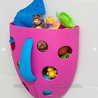 Органайзер для ванной (игрушки,ванные пренадлежности), фото 3
