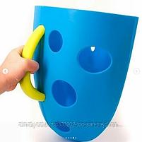 Органайзер для ванной (игрушки,ванные пренадлежности), фото 4