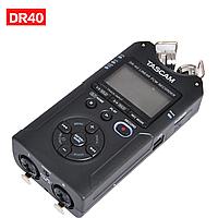 TASCAM DR40 / DR-40 2GB Профессиональный рекордер для интервью (петличка)