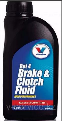 BRAKE & CLUTCH FLUID DOT 3 & 4  (1L)
