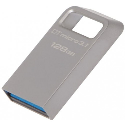 USB Флеш 128GB 3.1 Kingston DTMC3/128GB металл