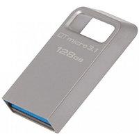 USB Флеш 128GB 3.1 Kingston DTMC3/128GB металл