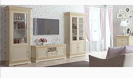 ПАТРИЦИЯ, гостиная мебель, крем/серебро