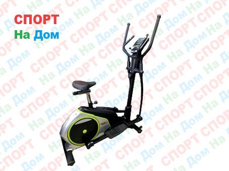 Эллиптический тренажер с сиденьем K Power 8732HA до 130 кг