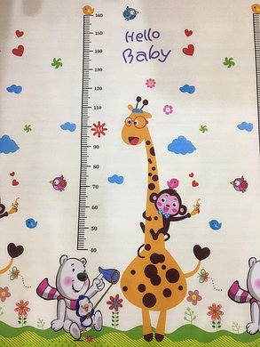 Термо-Коврик напольный детский (Габариты: 1,8 х 3 метра), фото 2