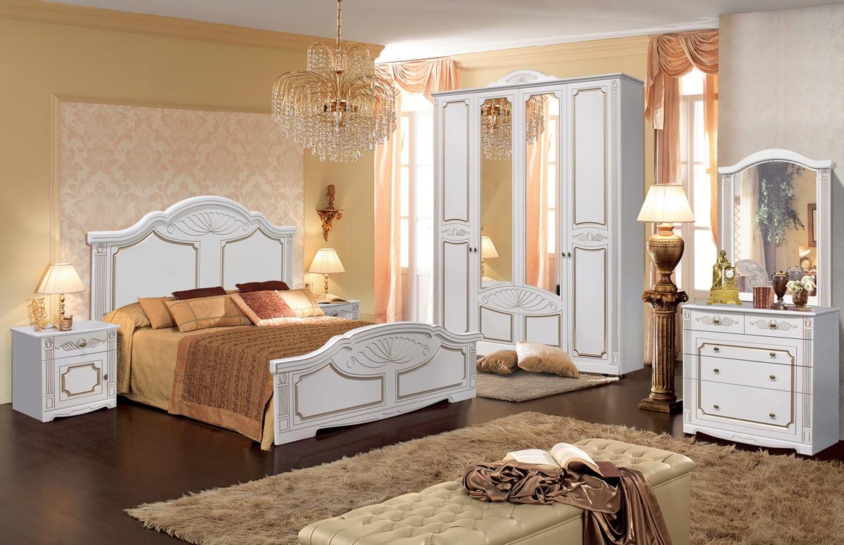 АМЕЛИЯ спальный гарнитур