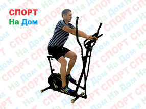 Эллиптический тренажер с сидением Fit Power до 100 кг