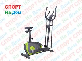 Эллиптический тренажер с сидением GF-118 до 110 кг
