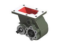 Коробка отбора мощности на HYUNDAI HD 78 механическое включение )