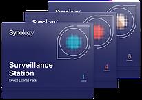 Пакет лицензий Synology DEVICE LICENSE (X 1)  на 1 IP- камеру/устройство (DEVICE LICENSE (X 1))