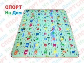 Теплый коврик напольный обучающий для детей (Габариты:1,8 х 2 метра), фото 2