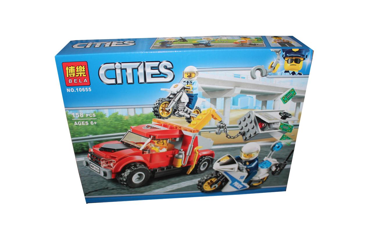 Лего сити 10655