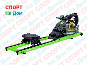 Гребной тренажер Neon Plus зеленый