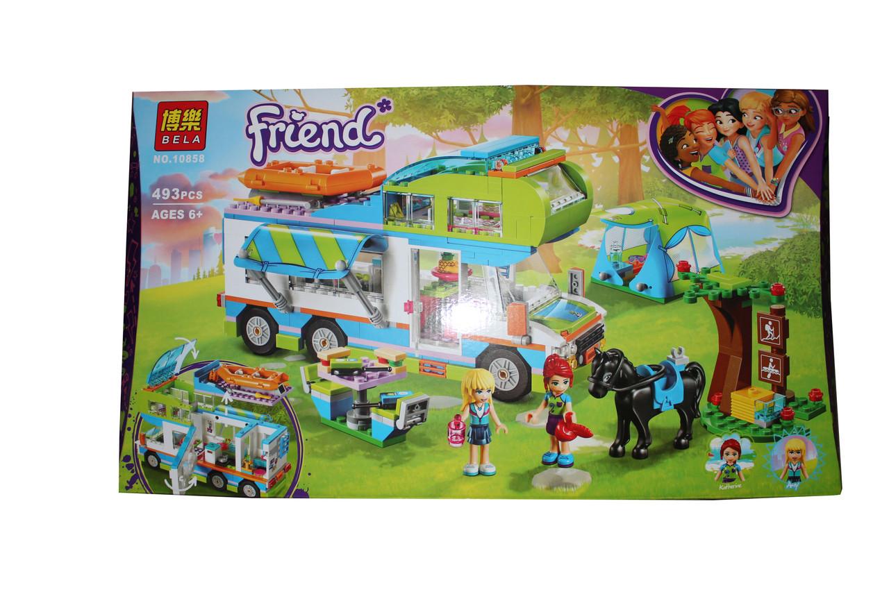 Лего френдс 10858