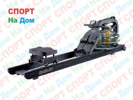 Гребной тренажер Apollo Hybrid Plus Black, фото 2
