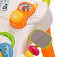 Ходунки ПЕРВЫЕ ШАГИ, со светом, звуком, съемные игрушки, фото 3