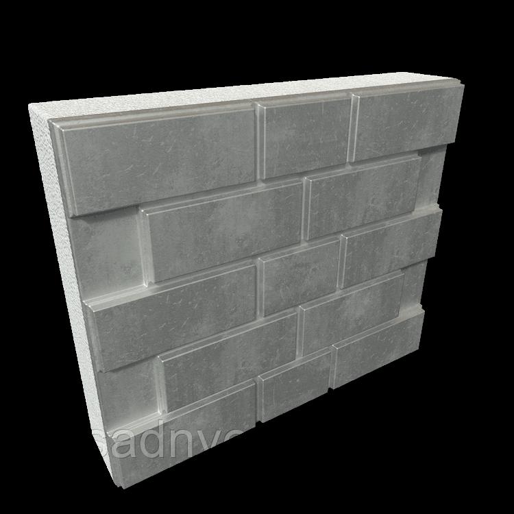 Фасадные панели для коттеджей с утеплителем 30-50 мм - фото 2