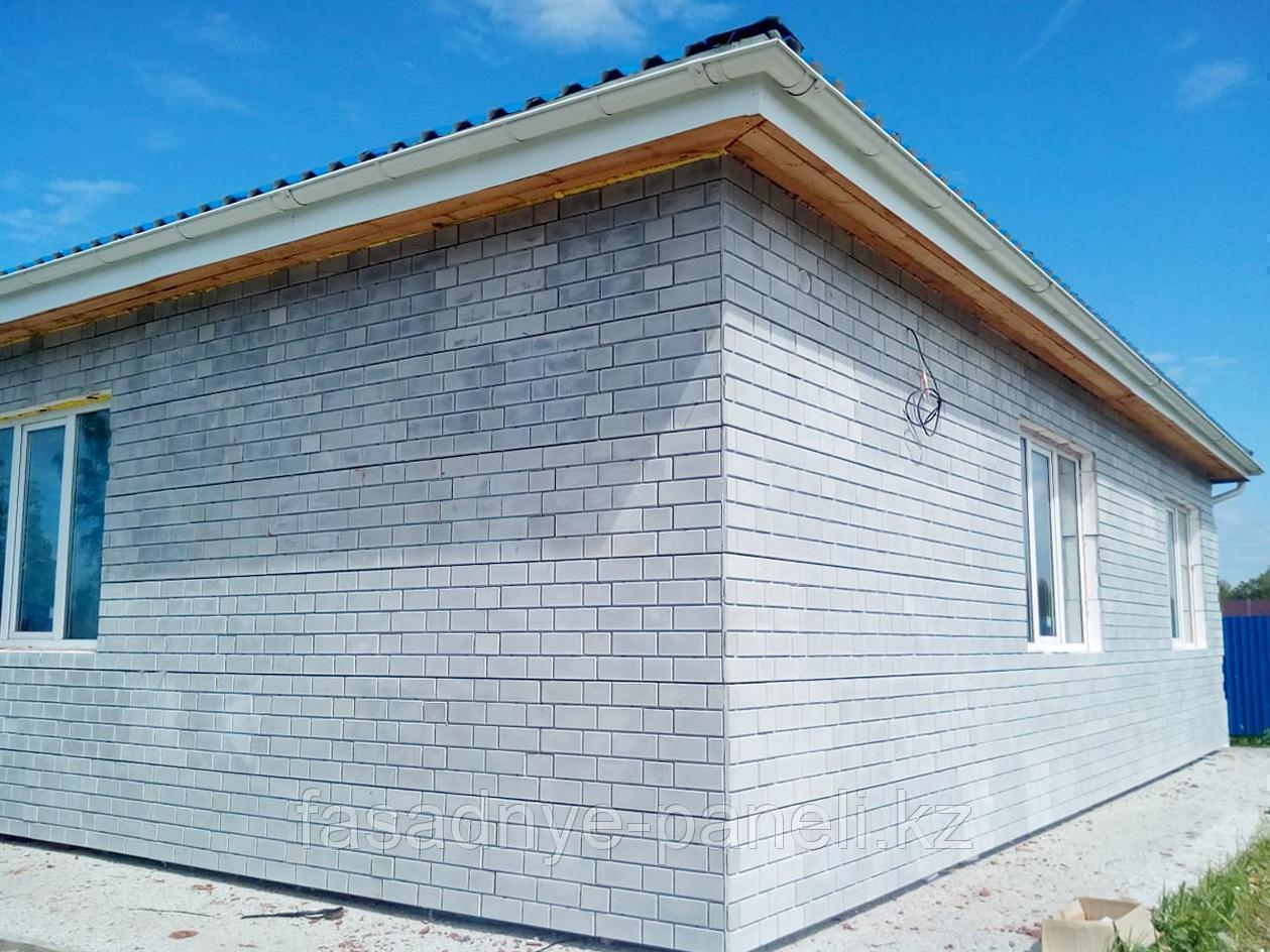 Фасадные панели для коттеджей с утеплителем 30-50 мм - фото 3