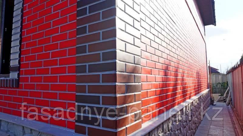 Фасадные панели для коттеджей с утеплителем 30-50 мм - фото 5