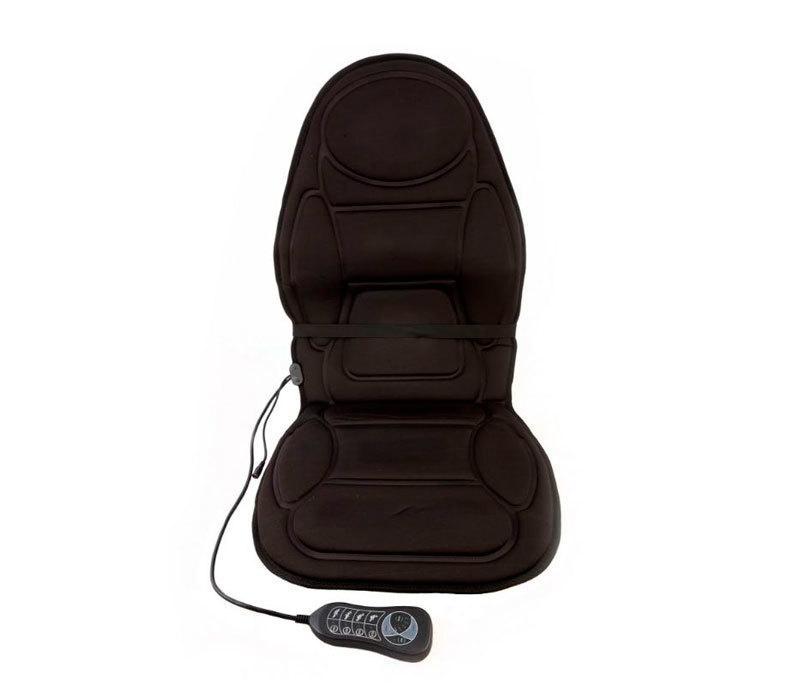 Массажная накидка с подогревом в авто и дома Massage cushion JB-616C