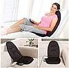Массажная накидка с подогревом в авто и дома Massage cushion JB-616C, фото 2