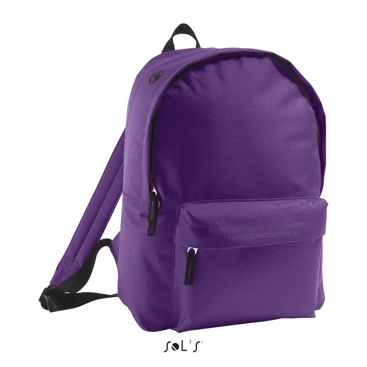 Рюкзак RIDER   600D   Фиолетовый