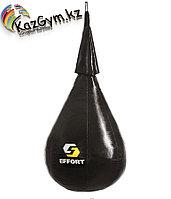 Груша боксерская EFFORT MASTER, 45см, d-30см, 7кг (тент) E512