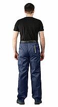 """Костюм """"Оптимальный"""" рабочий летний мужской с брюками, фото 3"""