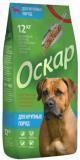 Оскар 12кг Сухой корм для крупных пород собак