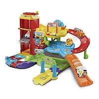 Развивающая интерактивная игрушка VTech «Гараж», фото 1
