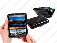 Кошелек защиты банковских карт от считывания  RFID, фото 1