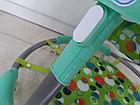 """Качественные ходунки """"Комфорт Baby"""" на гелевых колесах и с родительским контролем, фото 9"""