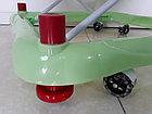 Устойчивые ходунки Hawks на гелевых колесах и со стопором, фото 2