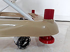 Хорошие ходунки Hawks на гелевых колесах и со стопором, фото 2