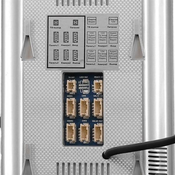 """Проводной цветной видеодомофон 4"""" с записью фото и видео Proline DF-J406"""